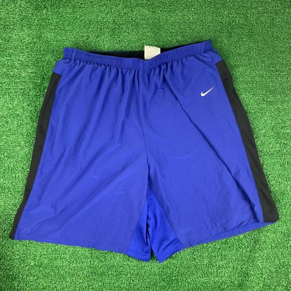 NIKE RUNNING 2 IN 1 RUNNING SHORTS - SIZE XL 51973